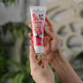 Живильний крем для рук Каркаде Hand Cream Red Tea