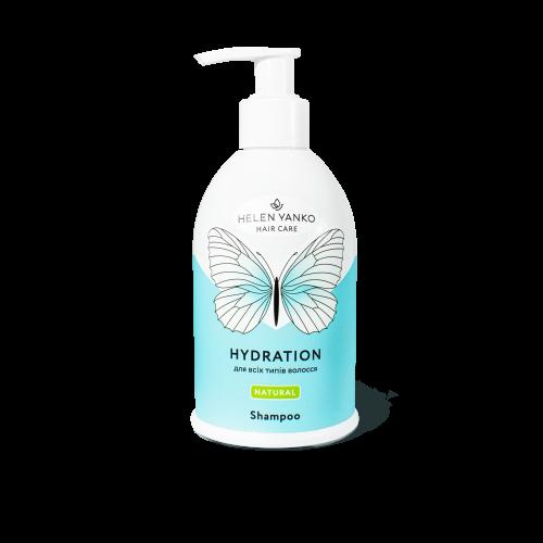 Шампунь для всіх типів волосся Shampoo Hydration