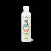 Гель для душу Кокос та Вершки (безсульфатний) Shower Gel Coconut&Cream