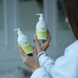 Гідрофільний шампунь для сухого і пошкодженого волосся Hydrophilic Shampoo Nutrition and Hydration