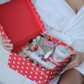 Подарунковий набір BODY CARE №6